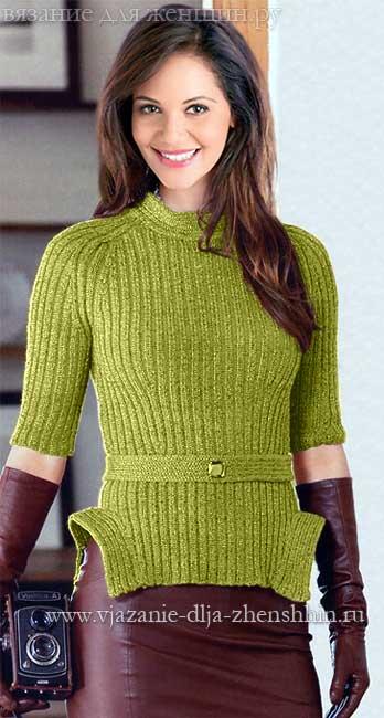 Свитер пуловер джемпер