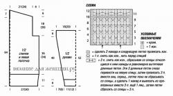 4вязаный жакет - схемы вязания спицами