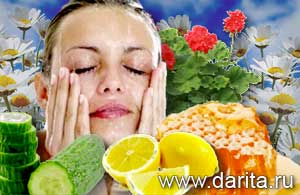 сода против черных точек на лице