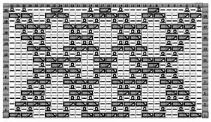uzor-romby-iz-skreshhennyh-petel-shema